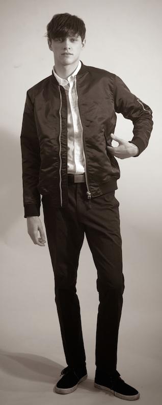 s/double light jacket