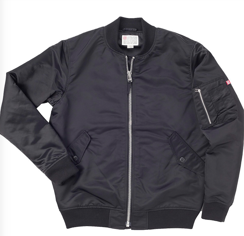 S/Double flight jacket