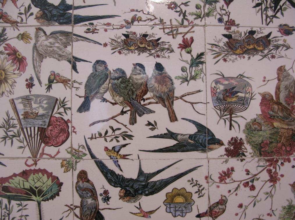 Pickman azulejos La Cartuja Sevilla
