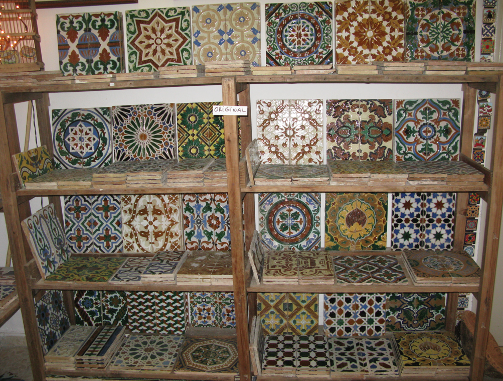azulejos coco sevilla seville