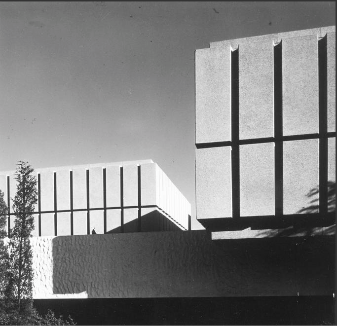 javier carvajal spanish pavillion 1964