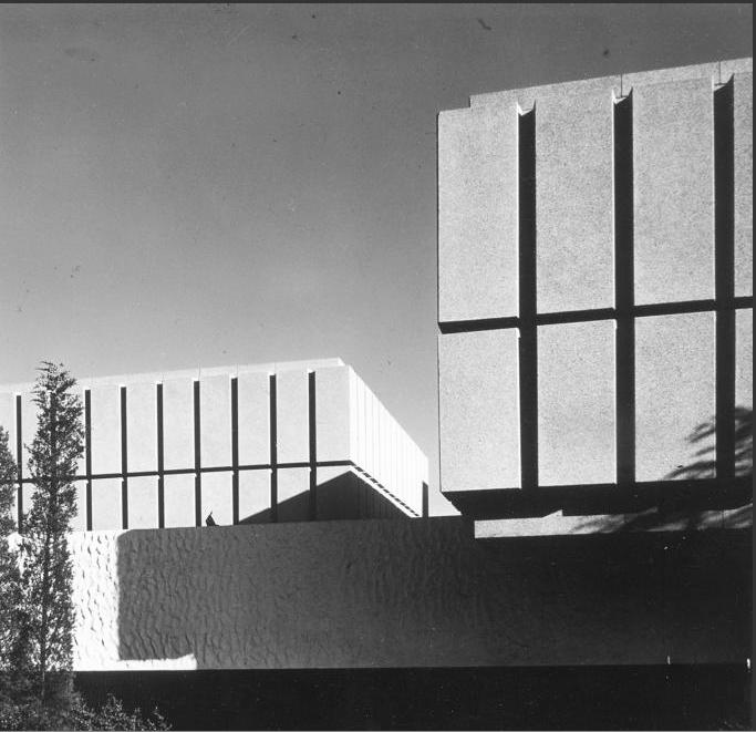 javier carvajal spanish pavillion 1964
