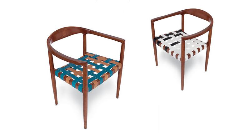 Carvajal loewe chair by jonathan anderson