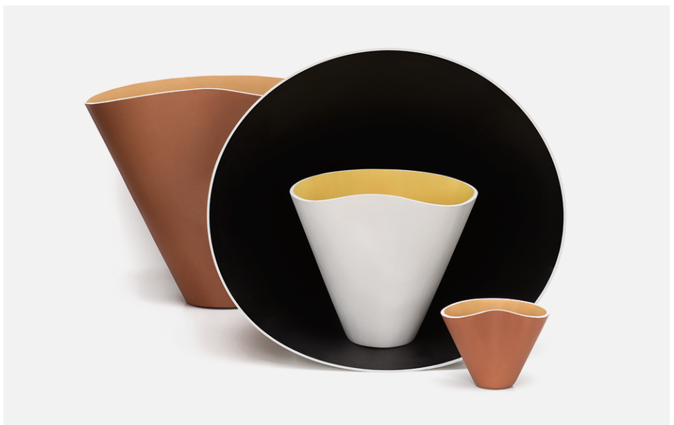 leather bowls loewe