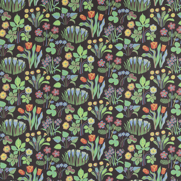 wallpaper josef frank