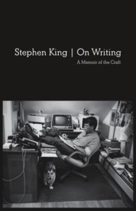"One of the Stephen King covers for ""On Writing"""